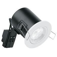 Enlite EN-FD101 240V GU10 Fixed Lock Ring Acoustic Compact Downlight