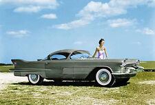 1954 Cadillac El Camino Concept Car - Promotional Photo Poster