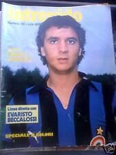 Intrepido anno 1978 n°42 Evaristo Beccalossi campione