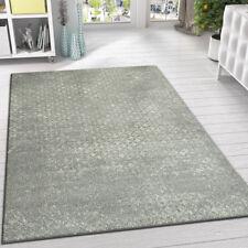 Grey Oriental Rug Modern Soft Woven Carpet 120x170 Room Lounge Mats New 160x220