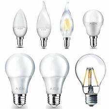 LED Leuchtmittel | Lampe | Fassungen E27, E14, GU10 | Glühlampe | Filament