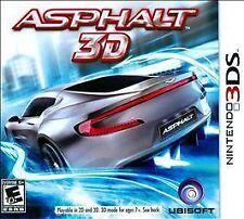 Asphalt 3D - Nintendo 3DS Game Only