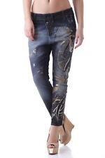 Jeans Donna  Sexy Woman Colore blu scuro