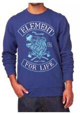 Elemento legno Bear Crew maglione da uomo