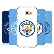 OFFICIAL MANCHESTER CITY MAN CITY FC BADGE BLACK GEL CASE FOR SAMSUNG PHONES 2
