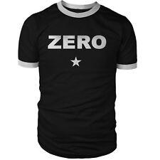 Scott Pilgrim Zero Ringer Shirt Premium Cosplay Quality S-2XL American Apparel