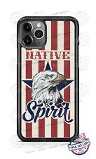 American Eagle Native Spirit Eagle Phone Case Cover For iPhone Samsung LG Google
