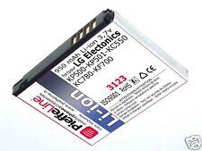 batteria per LG KP500 COOKIE KC780 Li-ion 950mAh