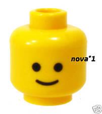 LEGO  HEAD SMILEY FACE