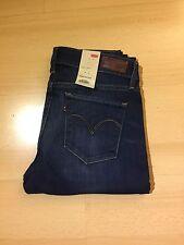 Levi's Women's Demi Curve ID Skinny Jeans Color Lone Star 057030569 BNWT