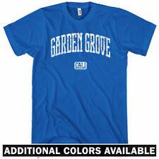 Garden Grove California T-shirt - Men S-4X  Orange County 657 714 Big Strawberry