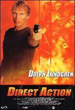 Direct Action (Dolph Lundgren Sidney J. Furie) NEW SEALED DVD