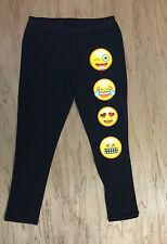 Emoji Leggings , Printed Leggings, Yoga Pants,  For Women's And Girls