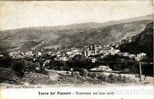 #TORRE DE' PASSERI: PANORAMA DAL LATO NORD