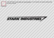 Stark Industries Sticker Die Cut Decal Self Adhesive Vinyl Ironman Iron Man A001