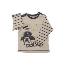 Mini gang tee-shirt marin manches longues  garçon 2 ans