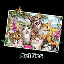 Cats Selfie  2   Tshirt   Sizes/Colors