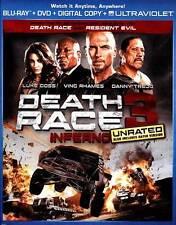Death Race 3: Inferno [Blu-ray] DVD, Hlubi Mboya, Robin Shou, Fred Koehler, Tani
