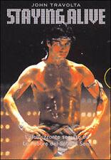 Staying Alive (1983) JOHN TRAVOLTA DVD DIGIPACK SIGILLATO SEALED