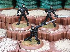 Ninjas of the Northern Wind Heroscape Thora's Vengeance