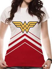 WONDER WOMAN CHEER LEADER Sublimated UFFICIALE DONNA DC fumetti con licenza