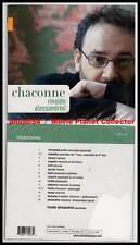 "RINALDO ALESSANDRINI ""Chaconne"" (CD Digipack) 2010 NEUF"