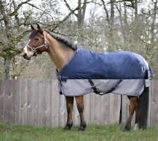 Weidedecke EQUI-THEME TYREX 600 D Pferdedecke Outdoordecke mit Fleece