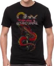 OZZY OSBOURNE - Snake - T SHIRT S-M-L-XL-2XL New Official H3 Sportgear Merch