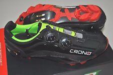 Scarpe MTB CRONO EXTREMA2 Nylon Black/Green SHOES CRONO EXTREMA2 BLACK/GREEN