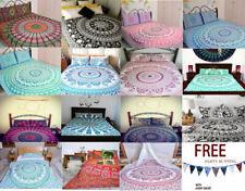 Queen Size Bedding Doona Duvet Cover Bohemian Indian Mandala Quilt Comforter Set