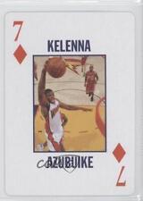 2007 Cache Creek Casino Golden State Warriors Playing Cards #7D Kelenna Azubuike