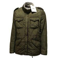 5907L giubbotto uomo verde HEVO' giubbino giubbotti jackets coats men