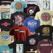 INDEPENDENT TRUCKS  - Tee Shirt - Assorted Designs - Skateboard Tees / T Shirts.