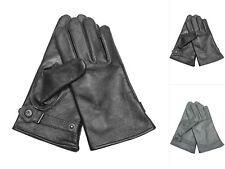 Mil-Tec BW Lederhandschuhe Fingerhandschuhe Handschuhe Bundeswehr S-3XL