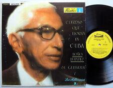 TONO FUENTES Y LOS MILLONARIOS En Cuba NM LP