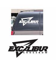 Excalibur decal sticker gun bow tech hunting BARNETT gun crossbow deer buck big