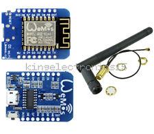 ESP-12 ESP8266 wemos D1 MINI WI-FI Development Board 3dBI 2.4G SMA dell'antenna
