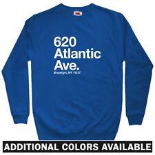 New York NYI Hockey Stadium Men's Sweatshirt - Crewneck S-3X - NY Islanders Gift