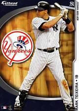 MARK TEIXEIRA Fathead Tradeables 5x7 Yankees Sticker