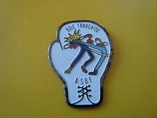 pins pin sport boxe francaise
