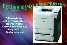 PrinterReady Refurbished HP LaserJet P4515x P4515 CB516A Printer w/1yr Warranty