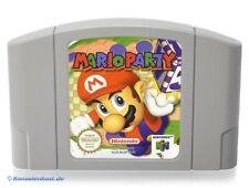 N64 Spiel - Mario Party 1 (Modul mit Anl.)
