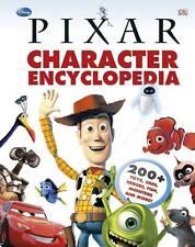 Disney Pixar Character Encyclopedia by DK (Hardback, 2012) New Great Gift