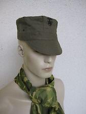 Ejército de los E.E.U.U. USMC Marine Corps Verde HBT Utility Cap WK2