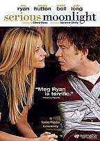 Serious Moonlight (DVD, 2010) Brand New Meg Ryan Kriten Bell