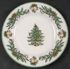 Spode CHRISTMAS TREE GARLAND Salad Plate 7393435