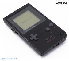GameBoy Pocket - Konsole #schwarz NEUWERTIG