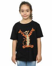 Disney niñas Winnie The Pooh Classic Tigger Camiseta