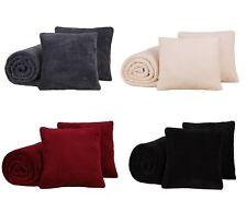 Betz Set ROMANIA una manta aprox. 140x190cm y dos almohadas aprox. 36x36 cm