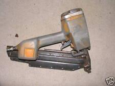 Used Bostitch  stick nailer air gun